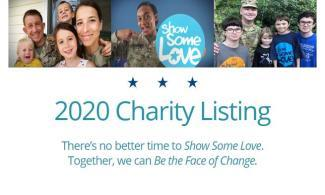 charity listing cover